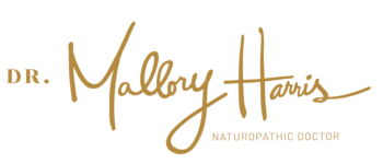 Dr. Mallory Harris, ND Logo